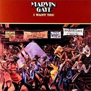 マーヴィン ゲイ i want you