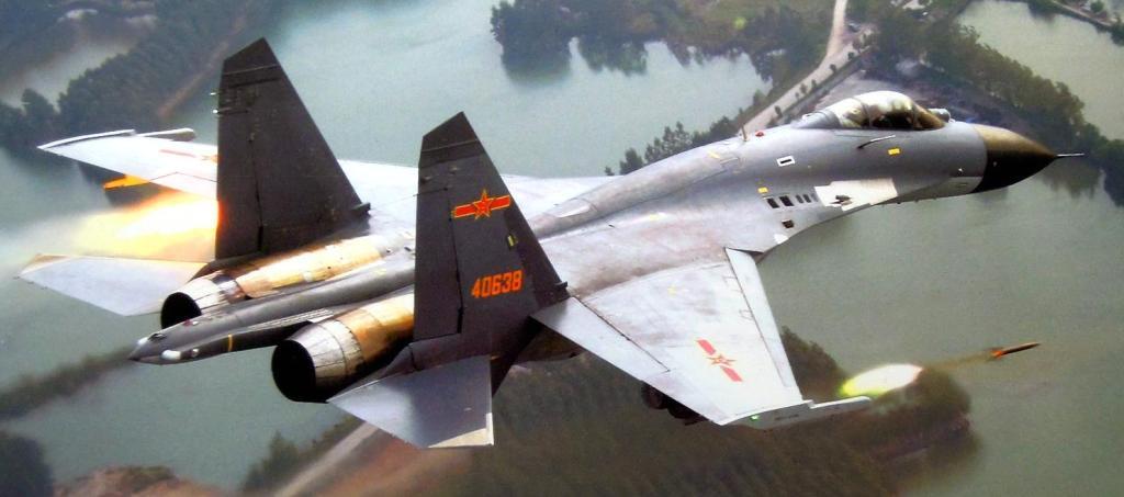 11B/BS戦闘機(殲撃11B/殲撃11BS/Su-27) - 日本周辺国の ...