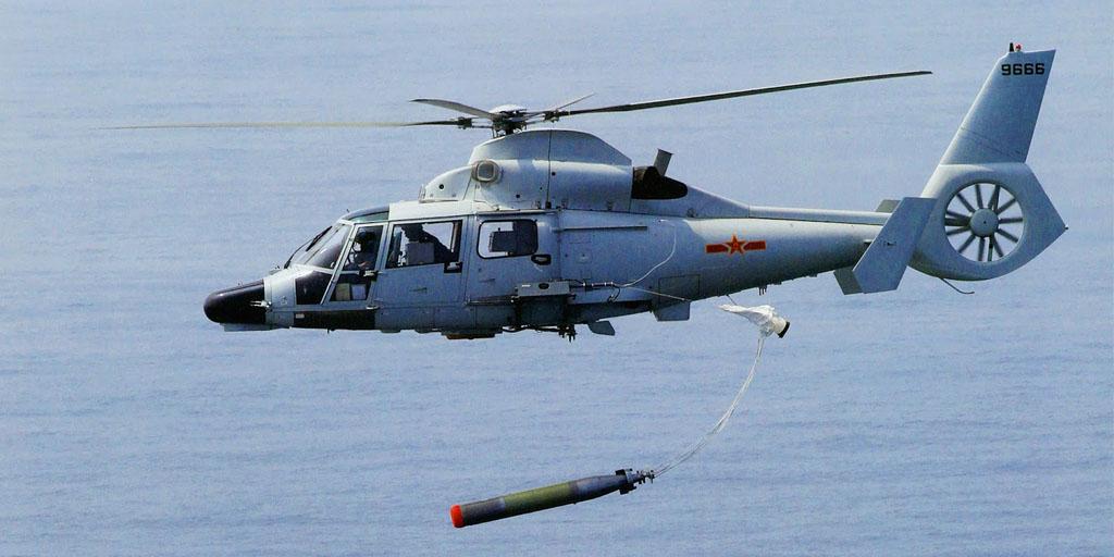 Z-9C対潜ヘリコプター(直昇9C/A...
