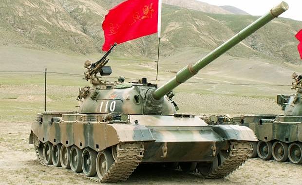 日本周辺国の軍事兵器: 88式戦車...