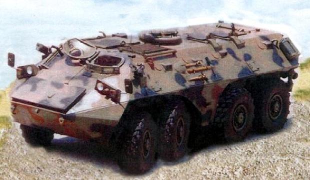 CM32装輪装甲車「雲豹」 - 日本...