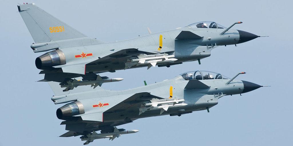J-10戦闘機(殲撃10/F-10) - 日本周辺国の軍事兵器