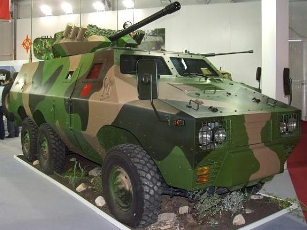 08式装輪装甲車(ZFB-08) - 日本 ...