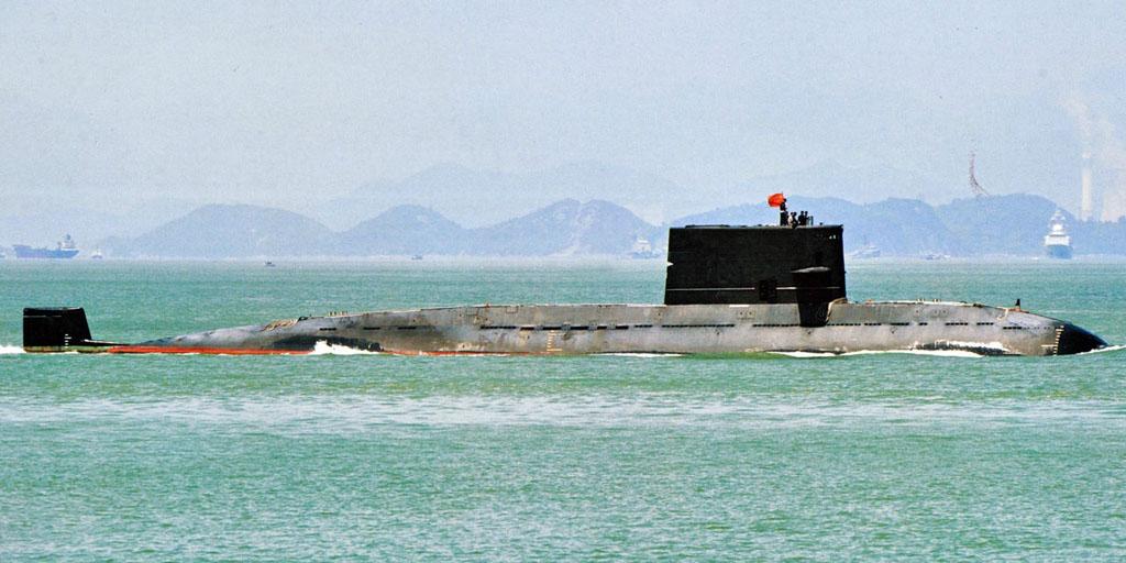 039A型潜水艦の画像 p1_4