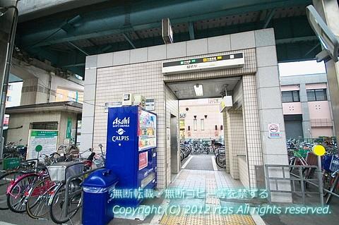 緑橋駅 - 関西の鉄道車両図鑑 ...